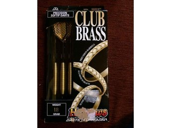 Darts- Club brass