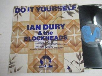 "Ian Dury & The Blockheads ""Do It Yourself"" - Norrköping - Ian Dury & The Blockheads ""Do It Yourself"" - Norrköping"
