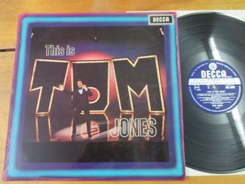 "Tom Jones ""This Is Tom Jones"""