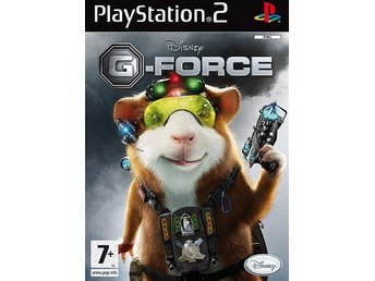 G-Force Disney - Playstation 2 PS2