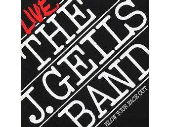 J Geils Band: Blow your face out - Live 1976 (CD)