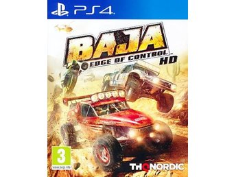 Baja Edge of Control PS4 (PS4)