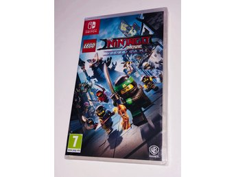 Lego Ninjago Movie Videogame // Nintendo Switch // Inplastad