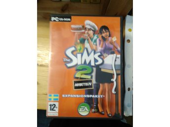 The Sims 2, Arbetsliv. Pc spel
