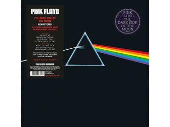 Pink Floyd - The Dark Side Of The Moon (Vinyl LP) Ny
