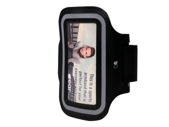 GEAR Sport ArmBand Universal XL iPhone6 Plus Svart