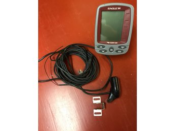 Fishfinder eagle cuda 168
