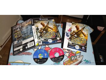 Medal of Honor: Rising Sun till GameCube! 1kr