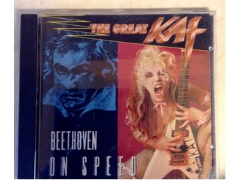 The great  Kat, Beethoven on speed