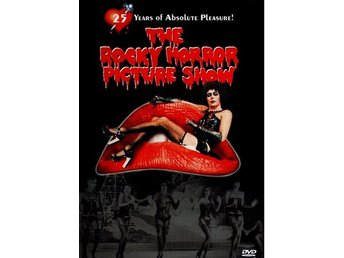 The Rocky Horror Picture Show DVD 25 years of pleasure Region 1