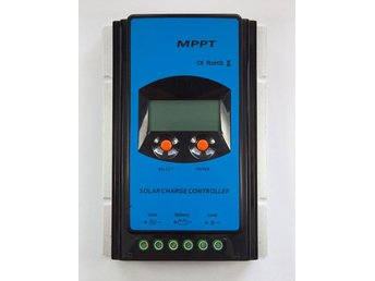 MPPT REGULATOR 20A Digital 12/24V
