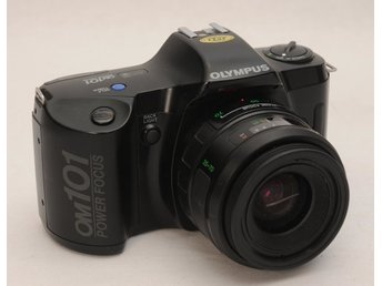 Olympus OM101 Power Focus med 35-70 zoom