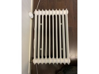 Antik radiator / element  ( gjutjärnsradiator , klassiska element )