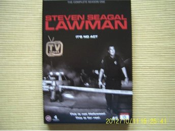 DVD - Lawman (Säsong 1) (2-disc)