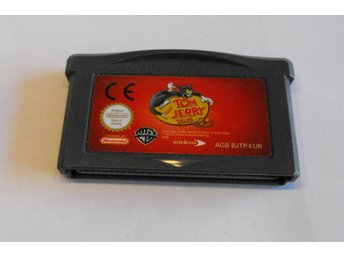 GAME BOY ADVANCE - TOM AND JERRY TALES