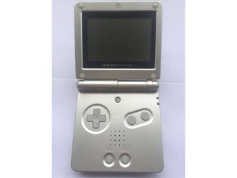 Game Boy Advance SP - Nintendo - Laddare
