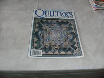 Quilters september 2001/no 335