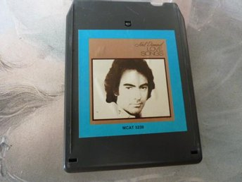 NEIL DIAMOND, LOVE SONGS,   KASSETTBAND, 8-TRACK