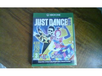 Just Dance 2016 / Xbox one /