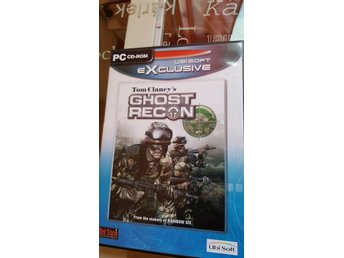 Ghost Recon PC Ubisoft