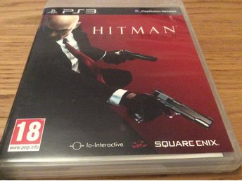 Hitman  Absolution PLAYSTATION 3 PS3