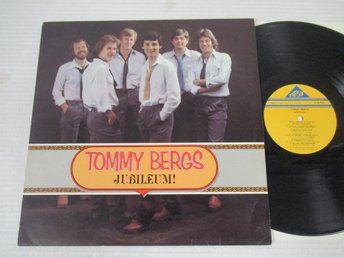 "Tommy Bergs ""Jubileum"""