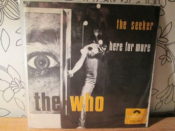 The Who / Vinyl / MegaRare / 45.