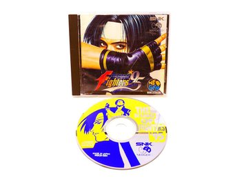 The King of Fighters '95 (Neo Geo CD)