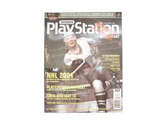 Svenska Playstation Magasinet Nr 37