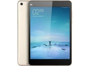 "XiaoMi MiPad 2 - 64GB Surfplatta 7.9"" Retina-Display & 8MP Kamera"