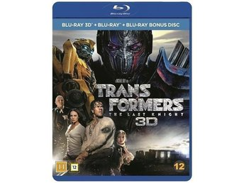 Transformers 5 - The last knight 3D (Blu-ray 3D + 2 Blu-ray)