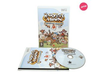 Harvest Moon: Magical Melody (EUR / WII)