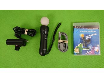 Playstation Move + Kamera & Starter Disc PS3 Playstation3 Playstation 3
