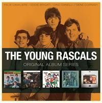 Young Rascals: Original album series (5 CD)