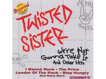 Twisted Sister: We're not gonna take it 1983-87 (CD)