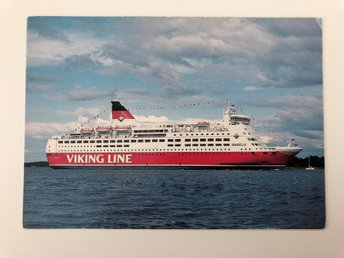Ms Isabella Viking Line 1989