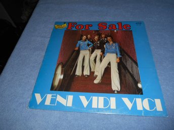 For Sale - Veni Vidi Vici (LP) 1976