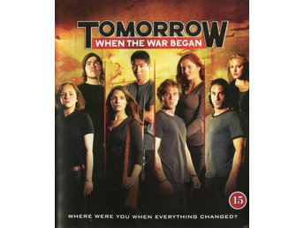 Tomorrow When the War Began 2011Blu-ray