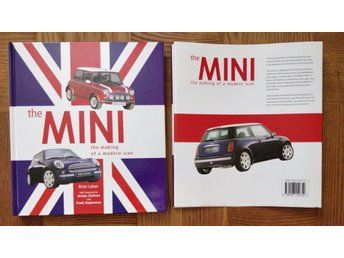 The Mini: The making of a modern icon, Brian Laban, bok Mini Hundkoja