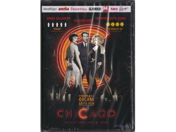 CHICAGO - DVD (INPLASTAD) Slim Case