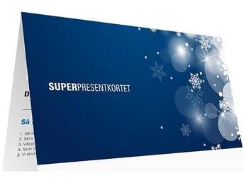 SuperPresentkortet 900kr giltigt på H M 2691a6cec9884