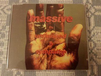 Massive Attack - Unfinished Sympathy CDM