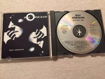Roy Orbison - Mystery Girl (cd)