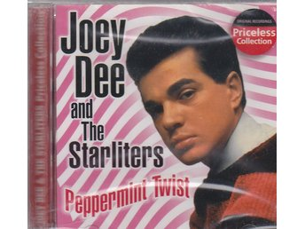 CD Joey Dee And The Starliters-Peppermint Twist