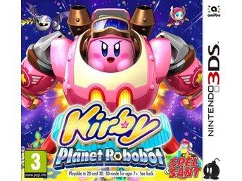 Kirby Planet Robobot (Bergsala UK4) - Norrtälje - Kirby Planet Robobot (Bergsala UK4) - Norrtälje