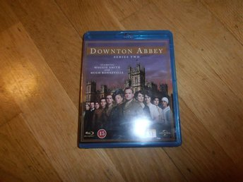 Downton Abbey - Säsong 2 (3-disc Blu Ray)