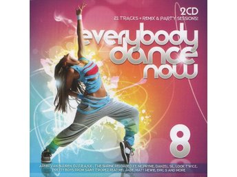 Everybody Dance Now 8 - 2CD - 2011 - NEW