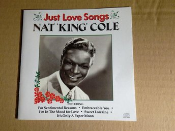 Nat King Cole.  Just Love Songs