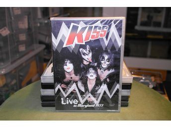 kiss - live in maryland  1977