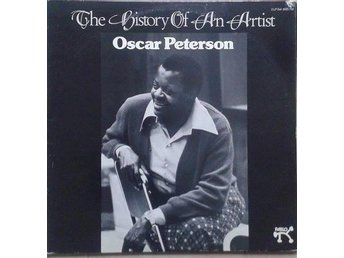 Oscar Peterson title* The History Of An Artist* Jazz, Bop 2 x LP